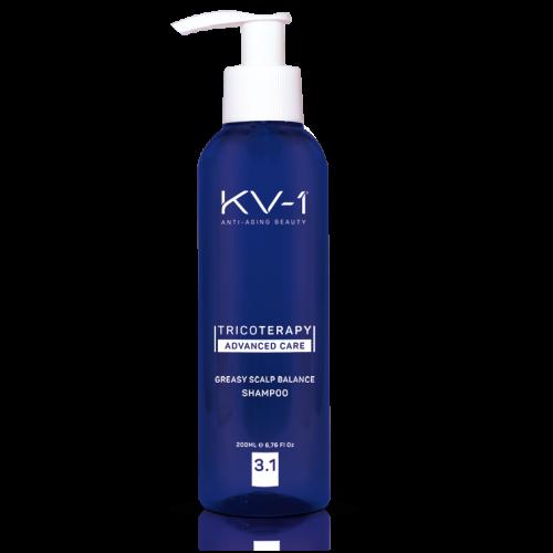 KV-1 Trico - Greasy Scalp Balance Shampoo