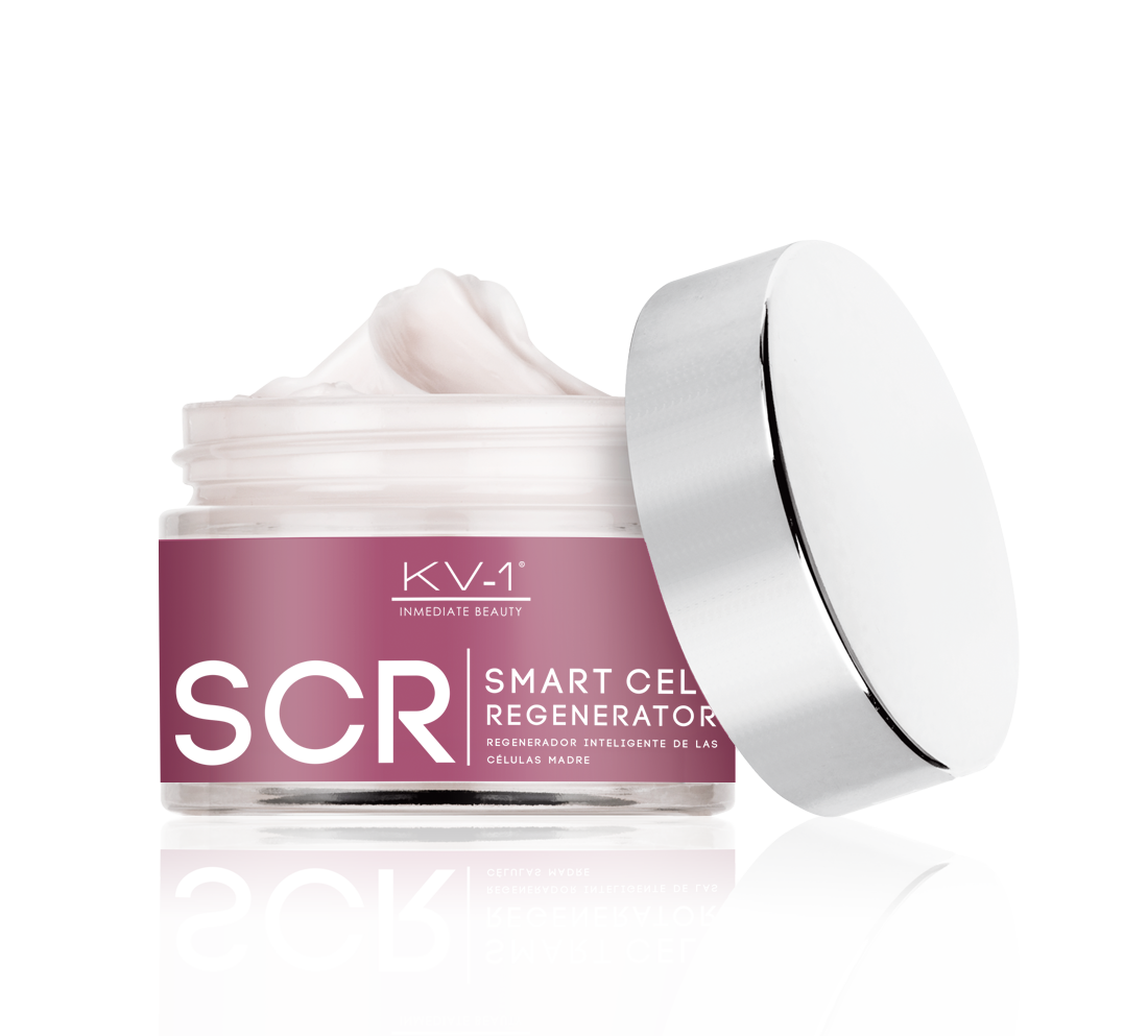 KV-1 SCR Crema Facial Regeneradora con Células Madre de Manzana