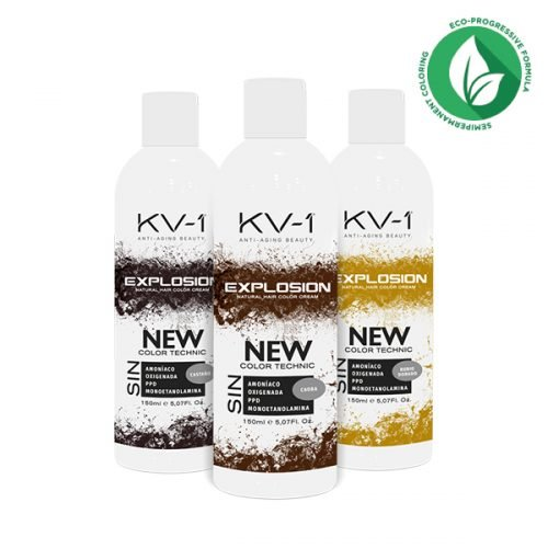 KV-1 Explosion Color Tinte Semipermanente