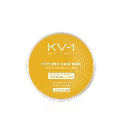 KV-1 Cera de peinado Styling Efecto Semi-Mate