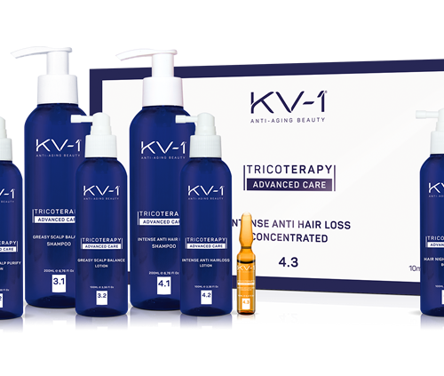 Tricoterapy Advanced Care