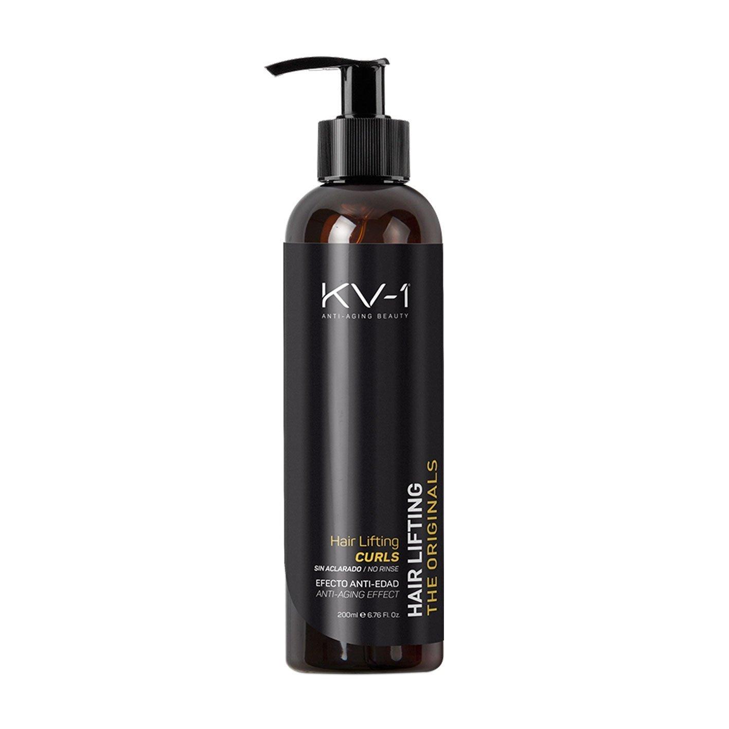 KV-1 Hair Lifting Curl reestructurante capilar para cabellos rizados y ondulados
