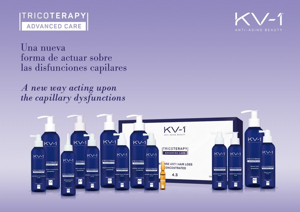 Tricoterapy Advanced Care de KV-1
