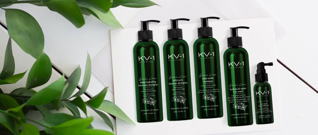 KV-1 Green & Natural Hair Products