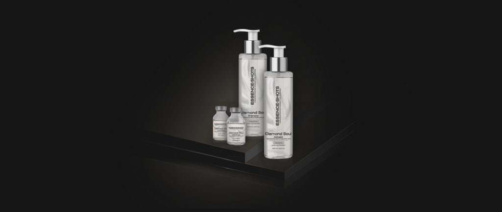 KV-1 Diamond Soul Luxury Hair Treatment
