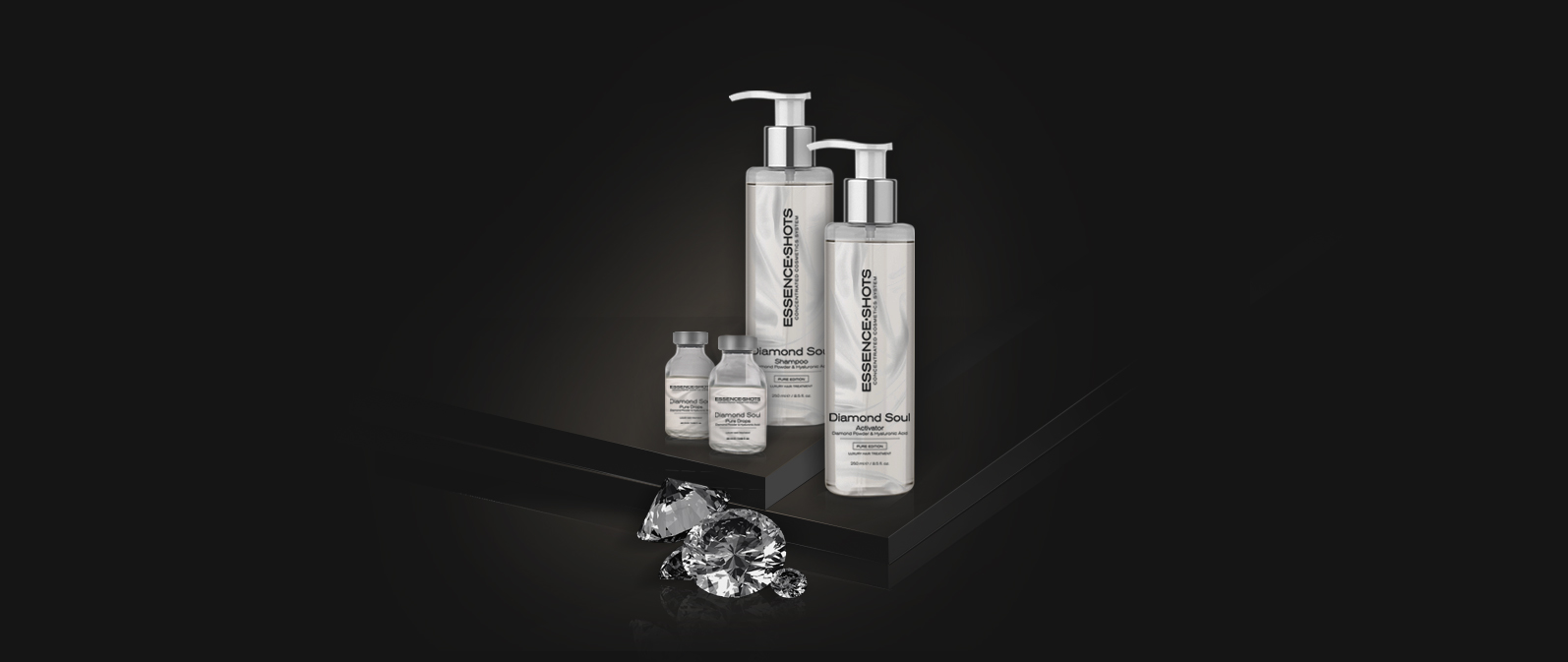 KV-1 Diamond Soul Ultimate Moisture Luxury System