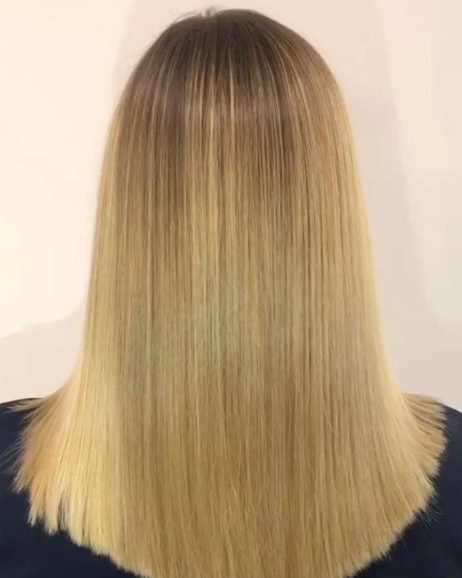 KV-1 Diamond Soul Hair Botox