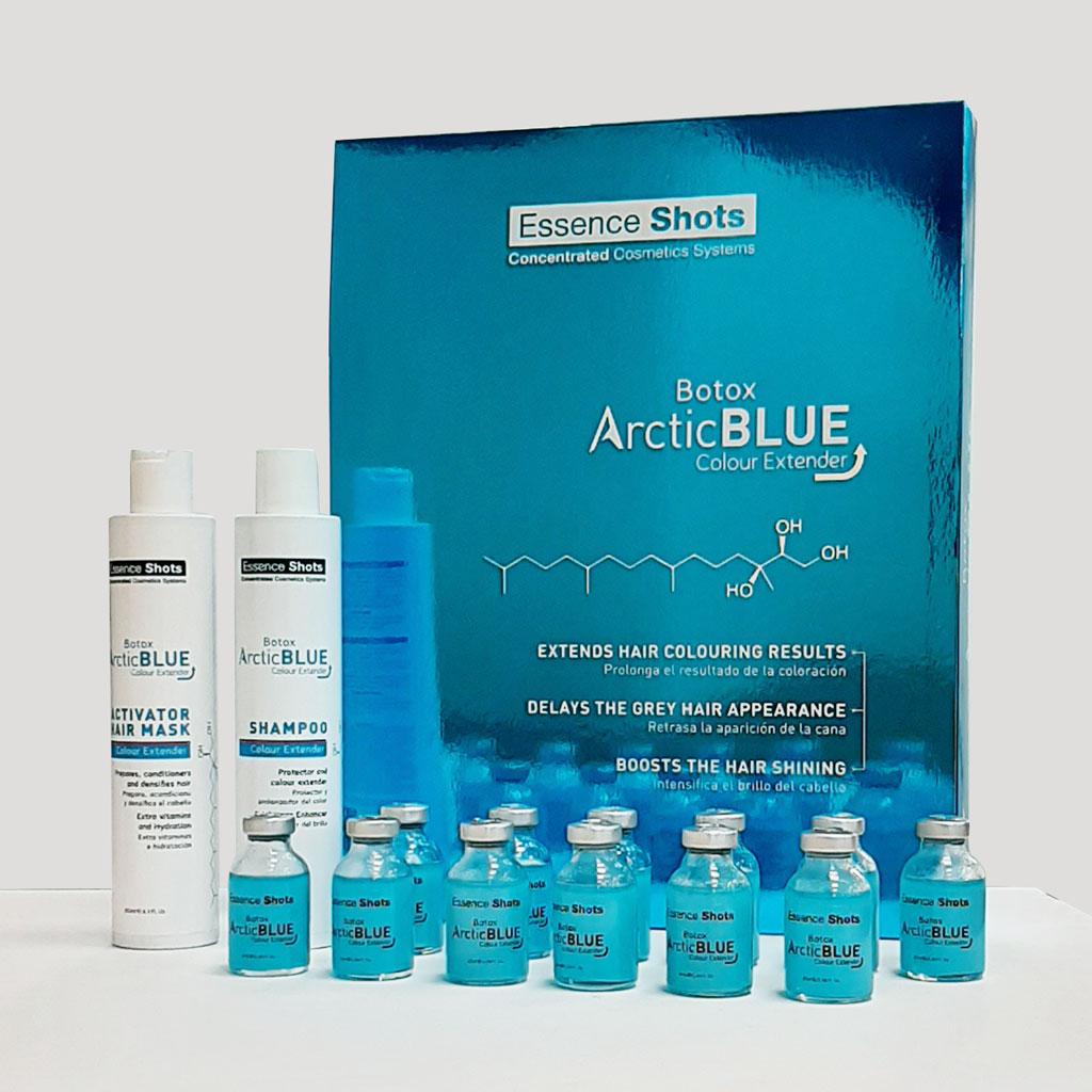 KV-1 Arctic Blue Hair Botox